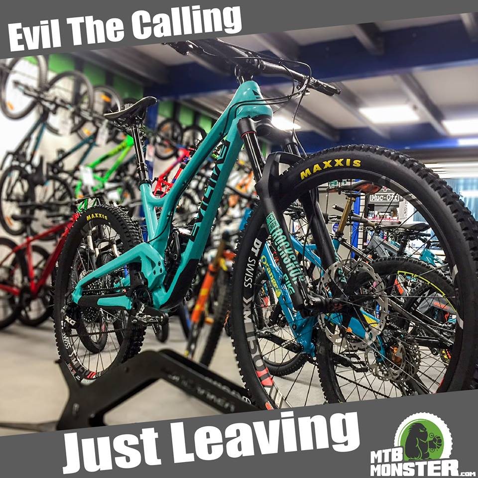 Evil Bikes The Calling X01 Custom Build