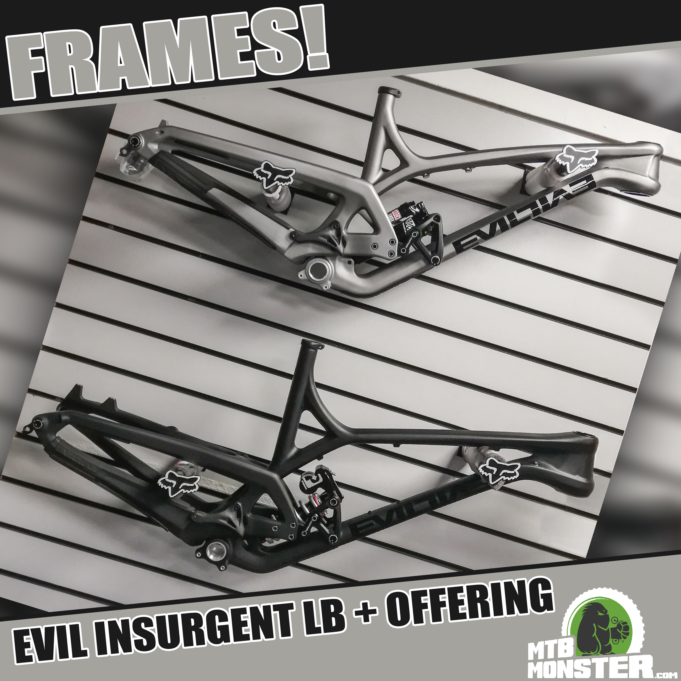 Evil Offering Frame PUSH Insurgent LB