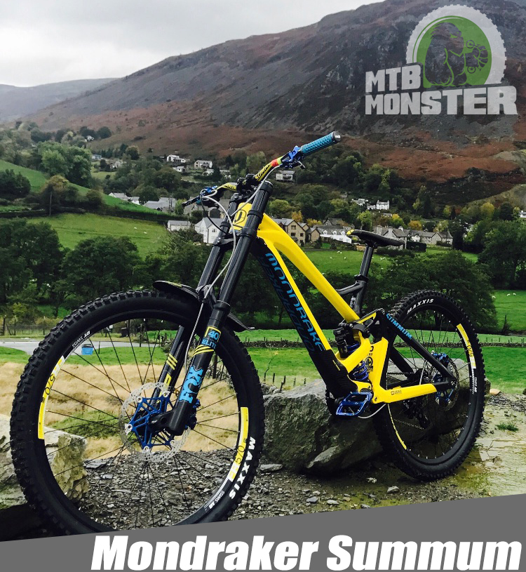 Mondraker Summum Custom Build