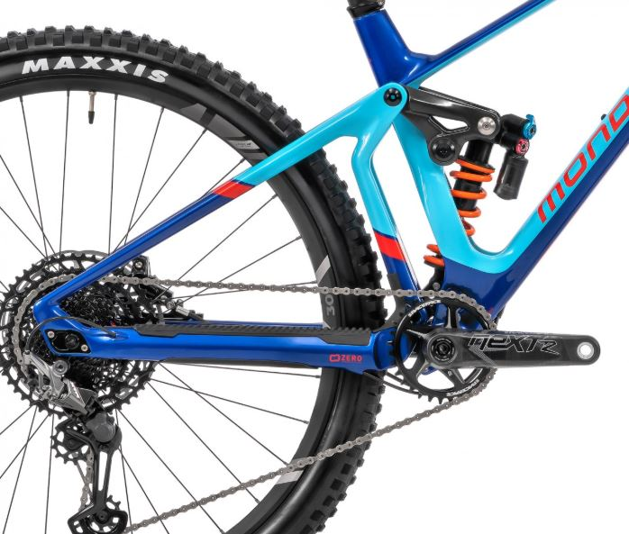 Mondraker Super Foxy Zero Suspension