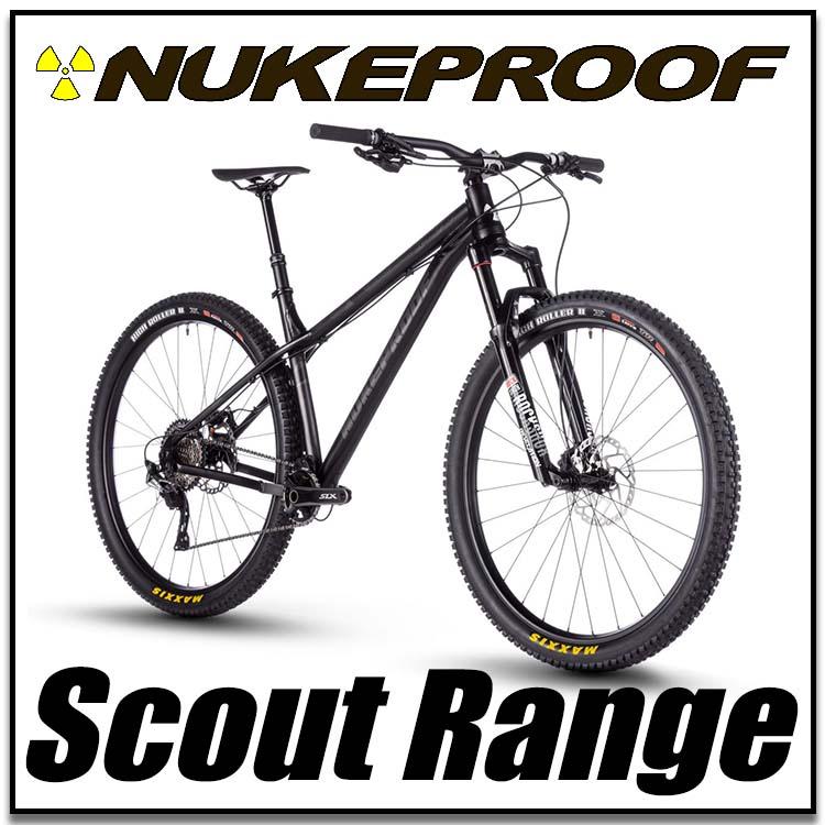 Nukeproof Scout Range