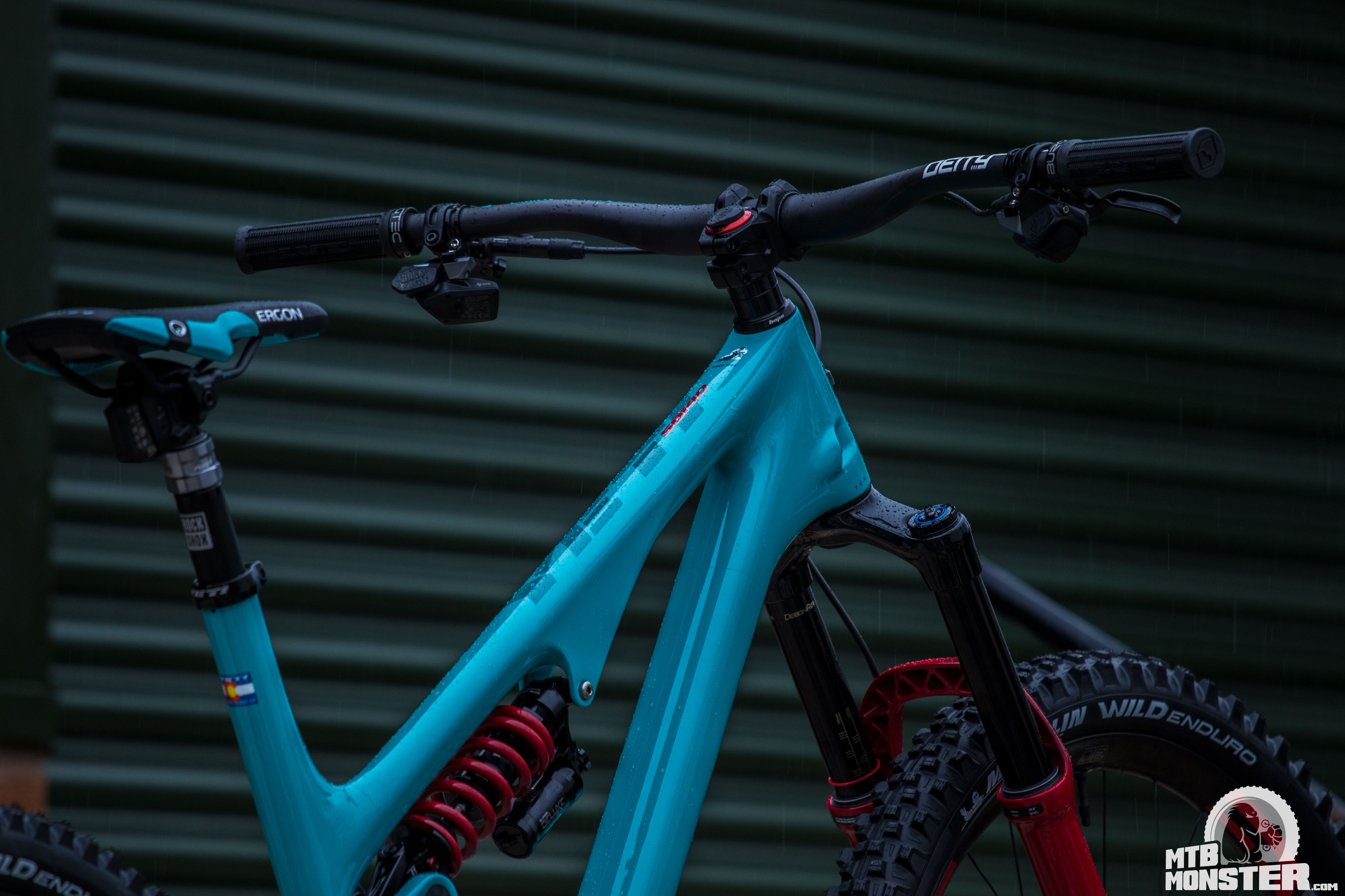 Yeti SB140 Custom Mountain Bike