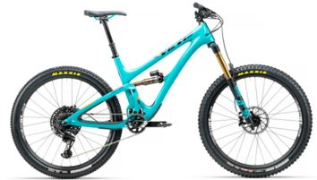 yeti mountain bike sb